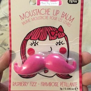 Other - Moustache lip balm *firm price*